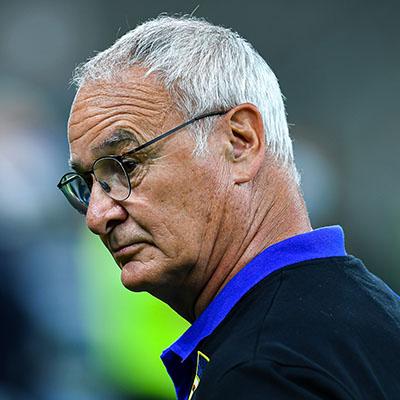 "Ranieri bemoans timid first-half display: ""We have to keep fighting"""