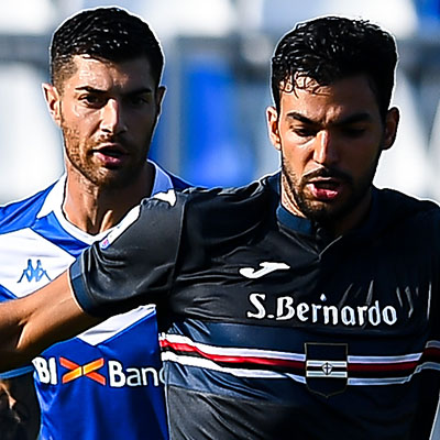 Doria sign off with a point at Brescia