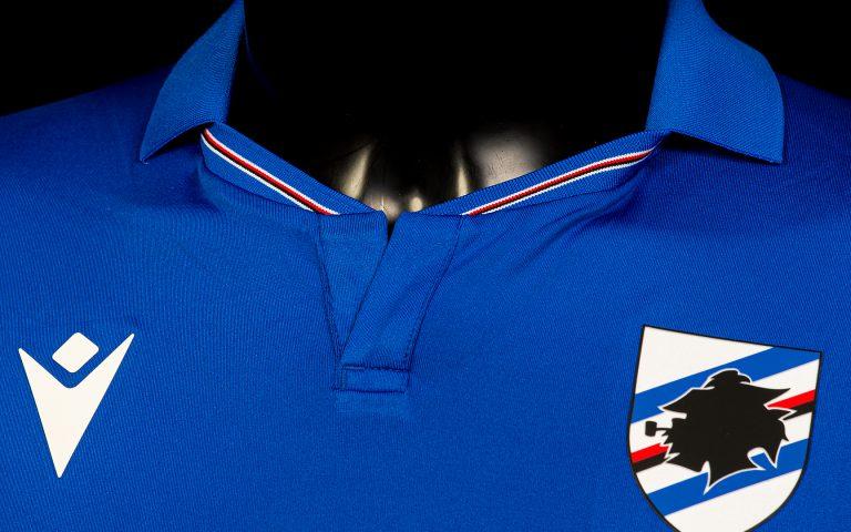 Sampdoria unveil official Macron jerseys for 2020/21 season