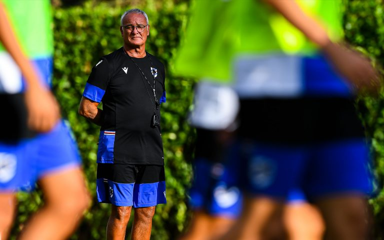 Samp get stuck into second day of training with strength, technique and tactics