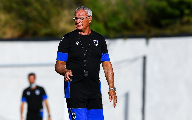 """Ranieri: """"I'm in love with my players, but I want even more from them"""""""