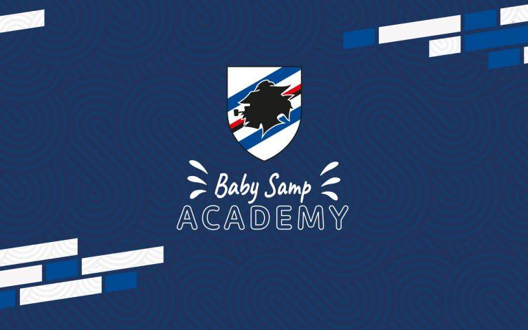 Baby Samp, seconda stagione al via: sabato 10 ottobre Open Day