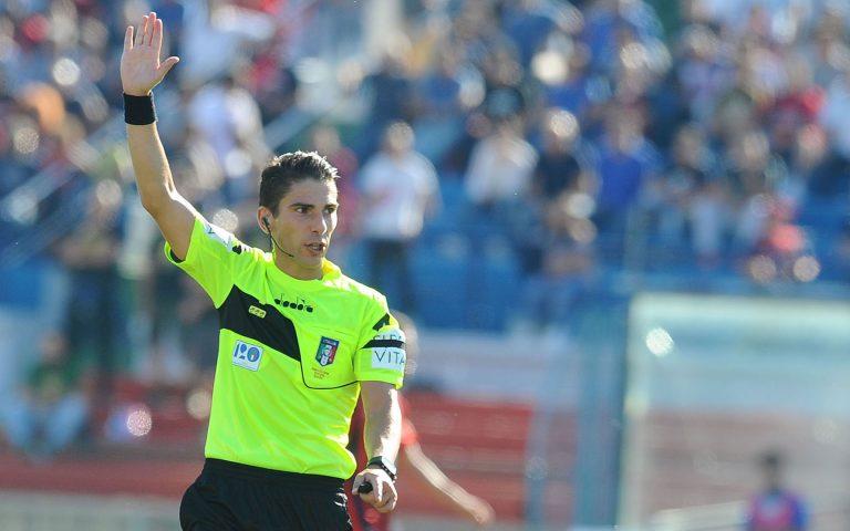 Arbitri: Sampdoria-Benevento affidata a Dionisi dell'Aquila