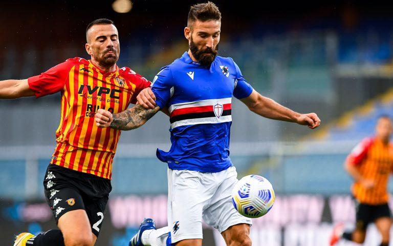 Sampdoria throw it away as Benevento complete Marassi comeback