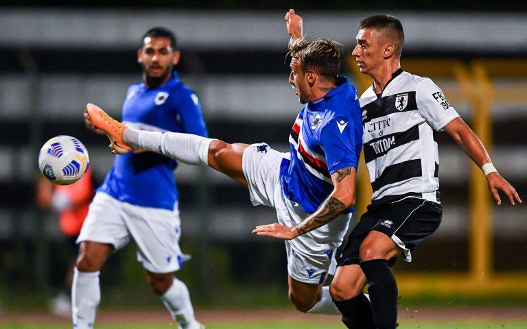 Ramirez, Leris and Bonazzoli secure friendly win over Derthona