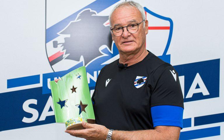 Stelle nello Sport: Ranieri premiato e orgoglioso