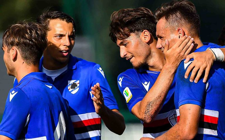 U19s: Bellucci and Prelec strike to see off Entella in the cup