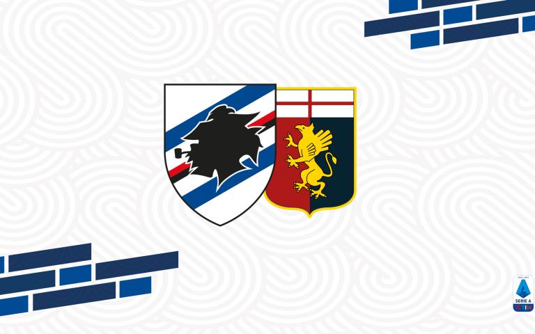 Sampdoria-Genoa: info accrediti media e fotografi