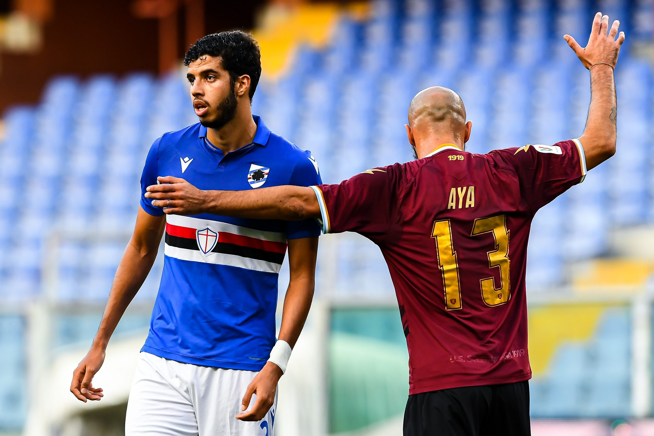 Coppa Italia 2020/21 | Sampdoria-Salernitana - U.C. Sampdoria