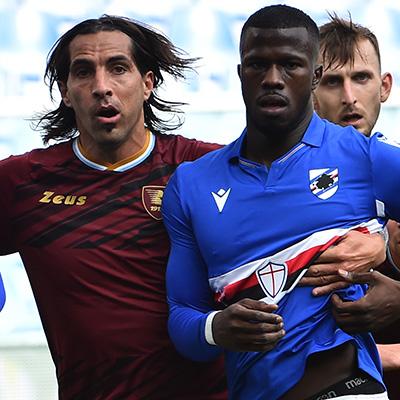 La Gumina goal fires Doria into Coppa Italia fourth round - U.C. Sampdoria