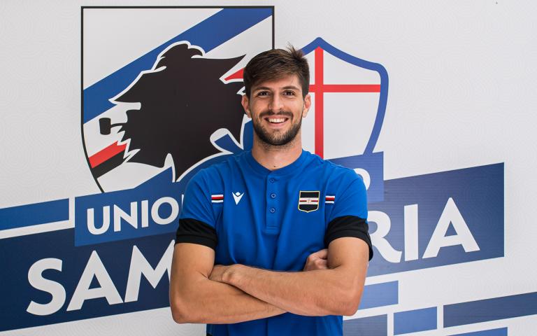 Ecco Letica: «Samp grande club, grazie per avermi scelto»