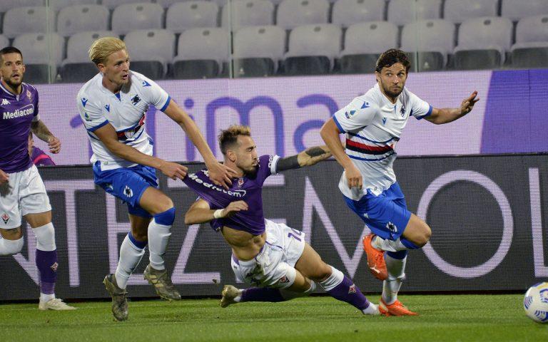 OPTA Sports: il match report di Fiorentina-Sampdoria