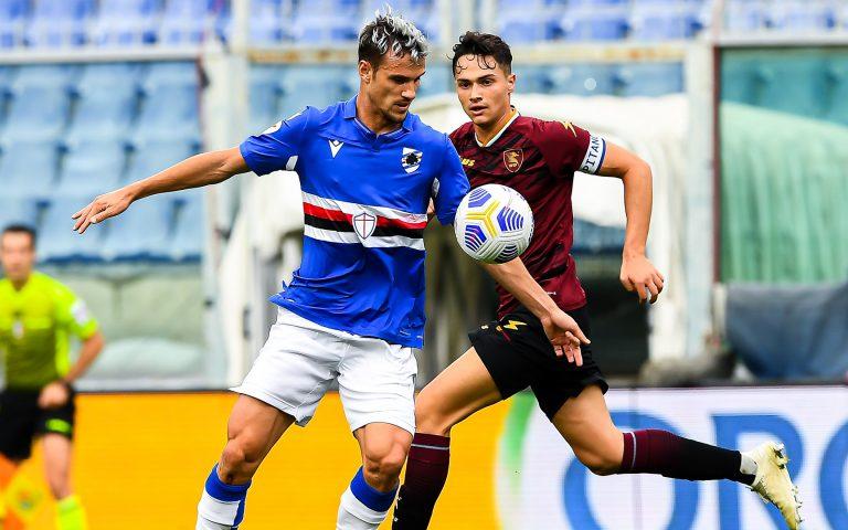 Doria avanti in Coppa: La Gumina-gol, Salernitana eliminata