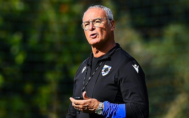 Ranieri e la Coppa Italia: «Con la Salernitana una chance per tutti»