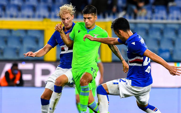 Opta Sports: il match report di Sampdoria-Lazio