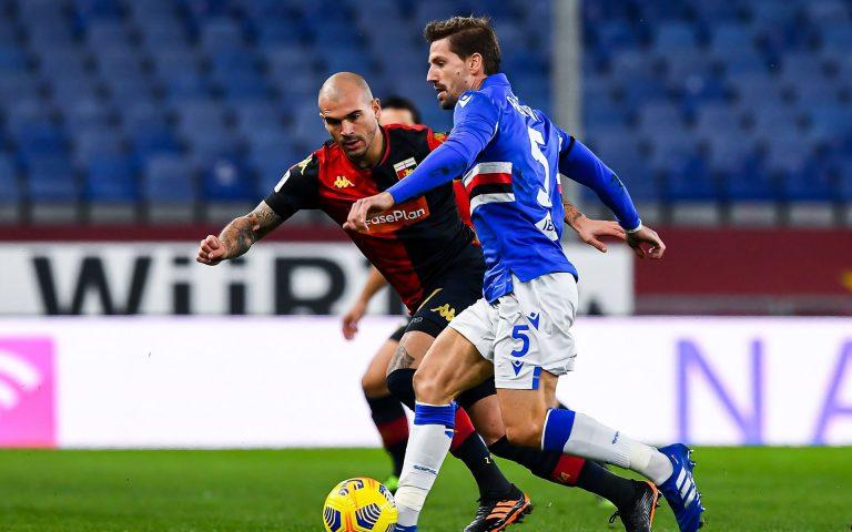 Coppa Italia, Sampdoria-Genoa: la fotogallery