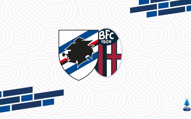 Sampdoria-Bologna: info accrediti media e fotografi