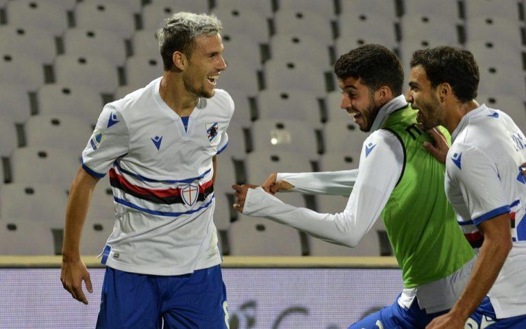 Serie A TIM, Fiorentina-Sampdoria: la fotogallery
