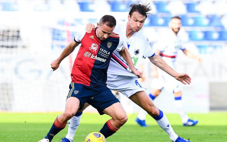 Serie A TIM, Cagliari-Sampdoria: la fotogallery