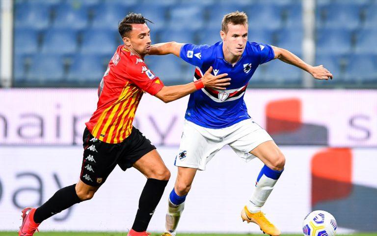 Serie A TIM, Sampdoria-Benevento: la fotogallery