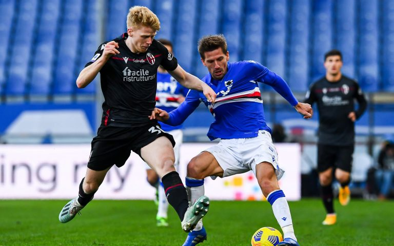 Samp beaten after Bologna fight back to win at Marassi