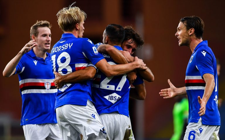 Serie A TIM, Sampdoria-Lazio: la fotogallery