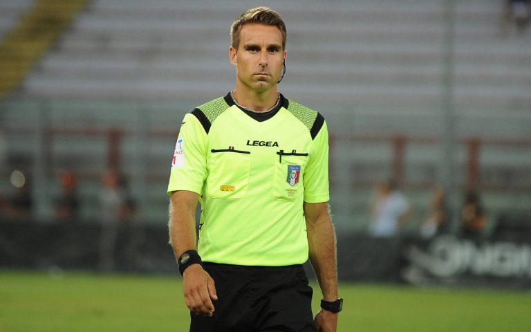 Arbitri: Samp-Genoa di Coppa Italia affidata a Fourneau