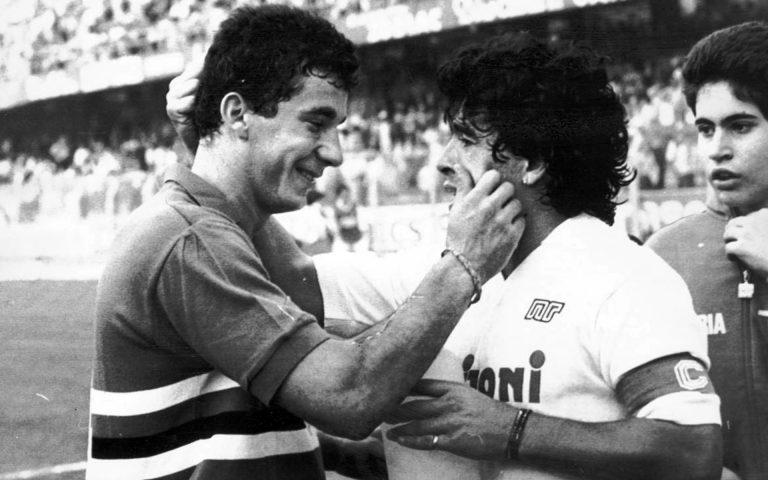Club expresses its condolences after passing of Maradona