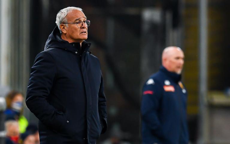 Ranieri: «Troppi regali, dobbiamo subito ritrovarci»