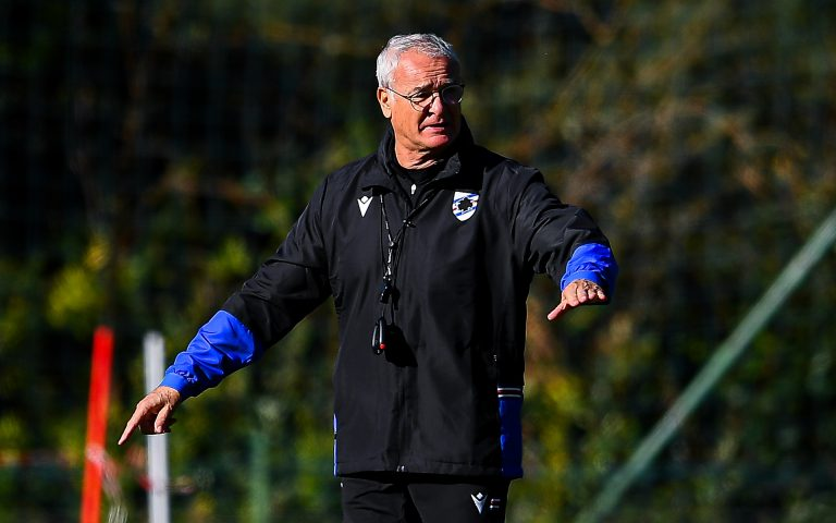 "Ranieri ahead of cup derby: ""Ready to give our all"""