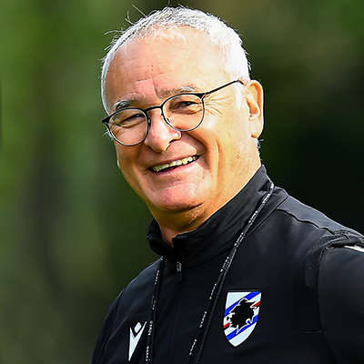 """Ranieri ahead of Cagliari: """"History is against us but we're going to try to change that"""""""