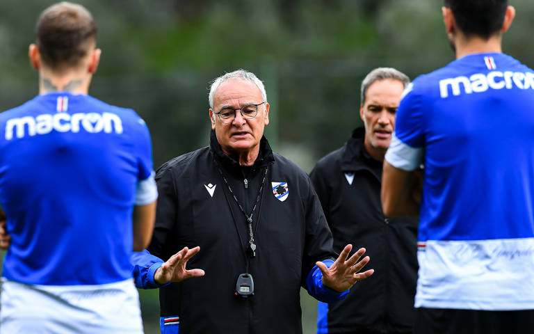 "Ranieri: ""Focused on Bologna, then we'll think about the derby"""
