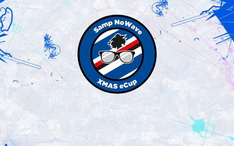 Samp NoWave XMAS eCup: partecipa al torneo di Natale