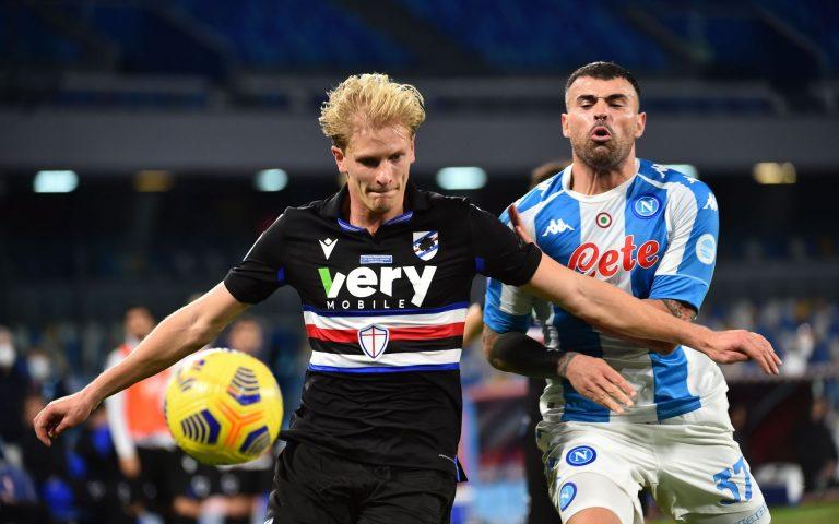 Serie A TIM, Napoli-Sampdoria: la fotogallery
