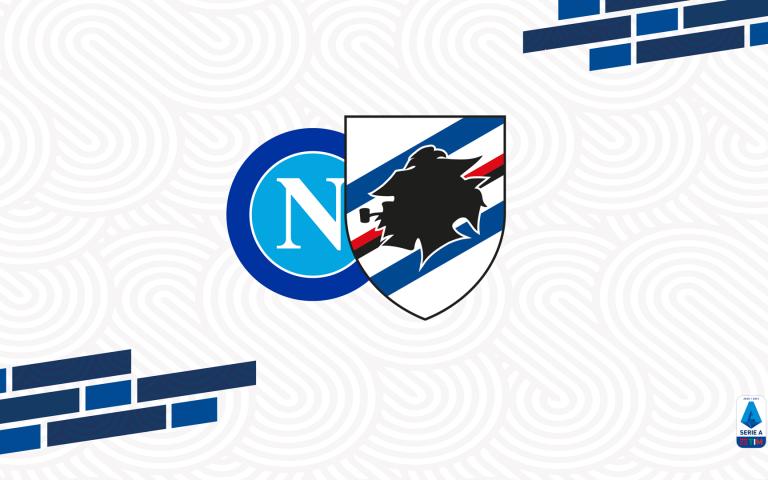 Opta Sports: il match program di Napoli-Sampdoria