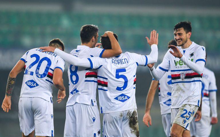 Serie A TIM, Hellas Verona-Sampdoria: la fotogallery