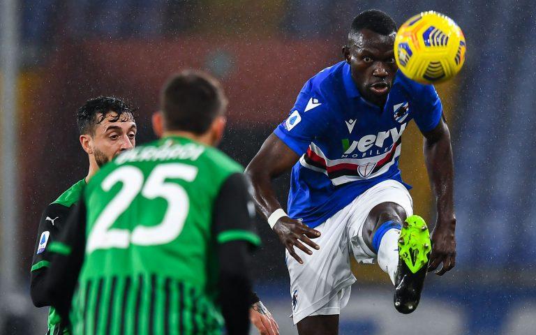 Serie A TIM, Sampdoria-Sassuolo: la fotogallery