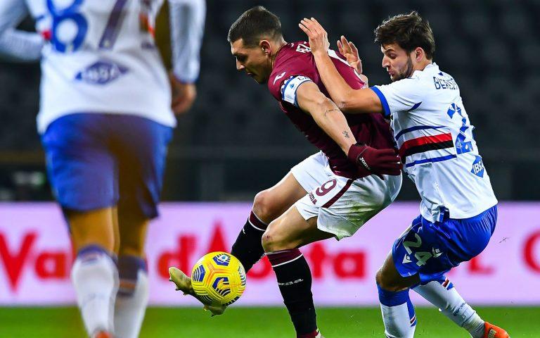 Torino v Sampdoria highlights