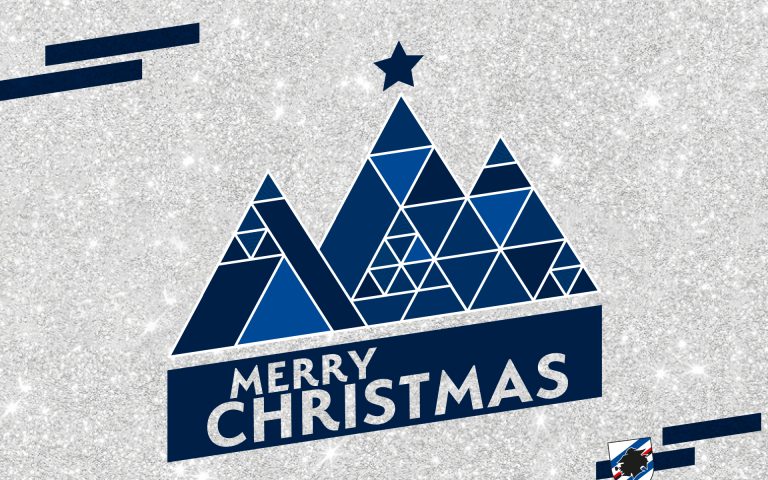 Buon Natale dall'Unione Calcio Sampdoria
