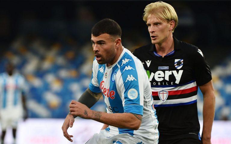Napoli v Sampdoria highlights
