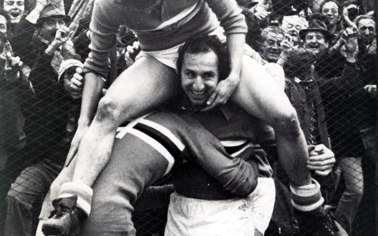 La Sampdoria piange Maraschi, una rovesciata per sempre