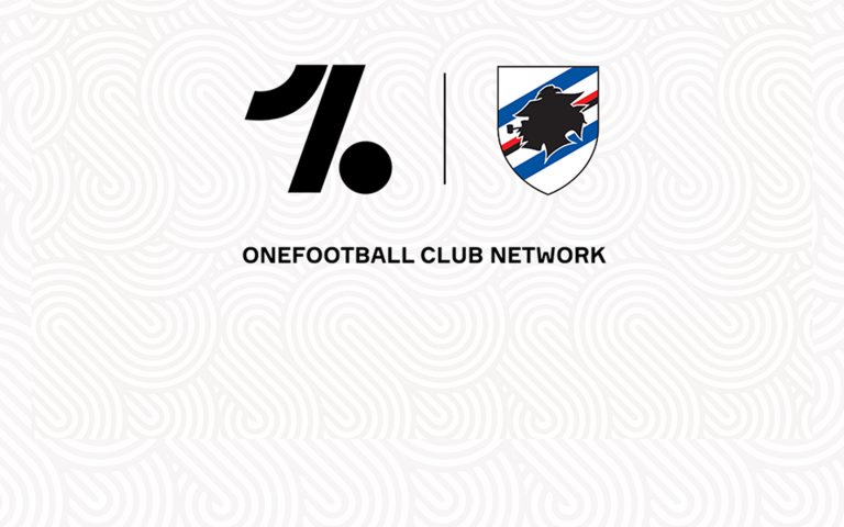 Sampdoria and OneFootball join forces