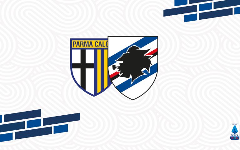 Opta Sports: il match program di Parma-Sampdoria