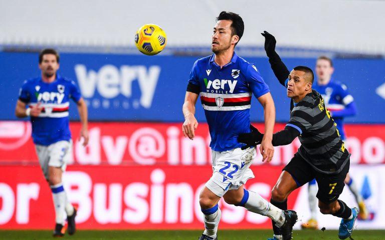 Serie A TIM, Sampdoria-Inter: la fotogallery