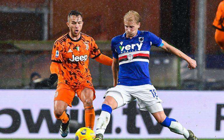 Serie A TIM, Sampdoria-Juventus: la fotogallery