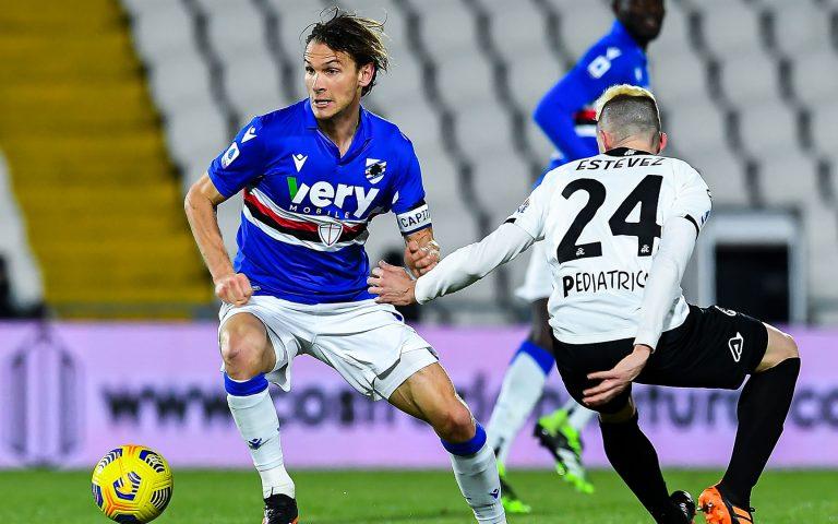 Highlights: Spezia v Sampdoria
