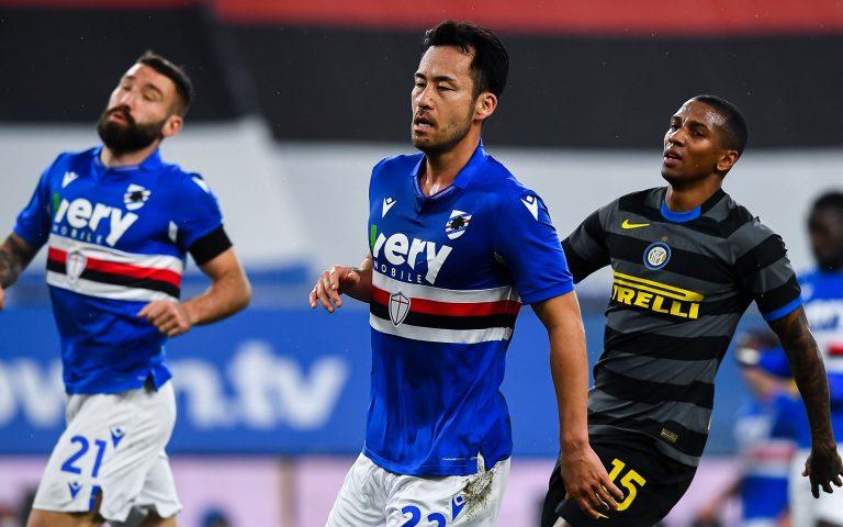 Highlights: Sampdoria v Inter