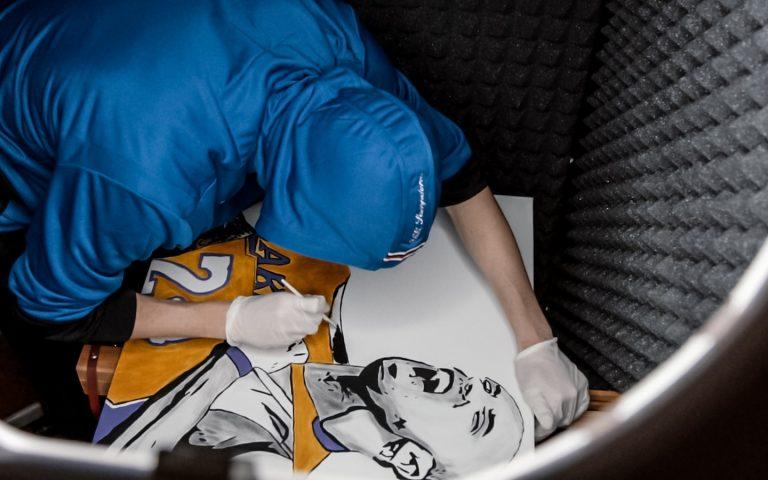 In memory of Kobe Bryant: a tribute from Sampdoria