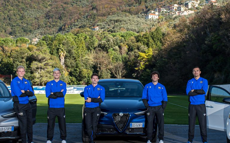 La Sampdoria viaggia insieme a Brandini 4Business