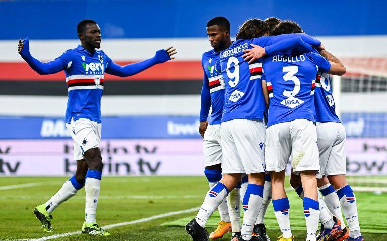 Comeback Samp: Candreva and Torregrossa turn tables on Udinese